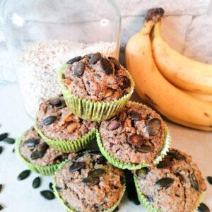 Die besten Müsli-Muffins der Welt