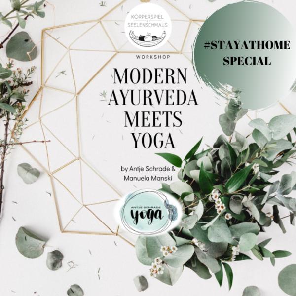 Modern Ayurveda Stayathomespecial