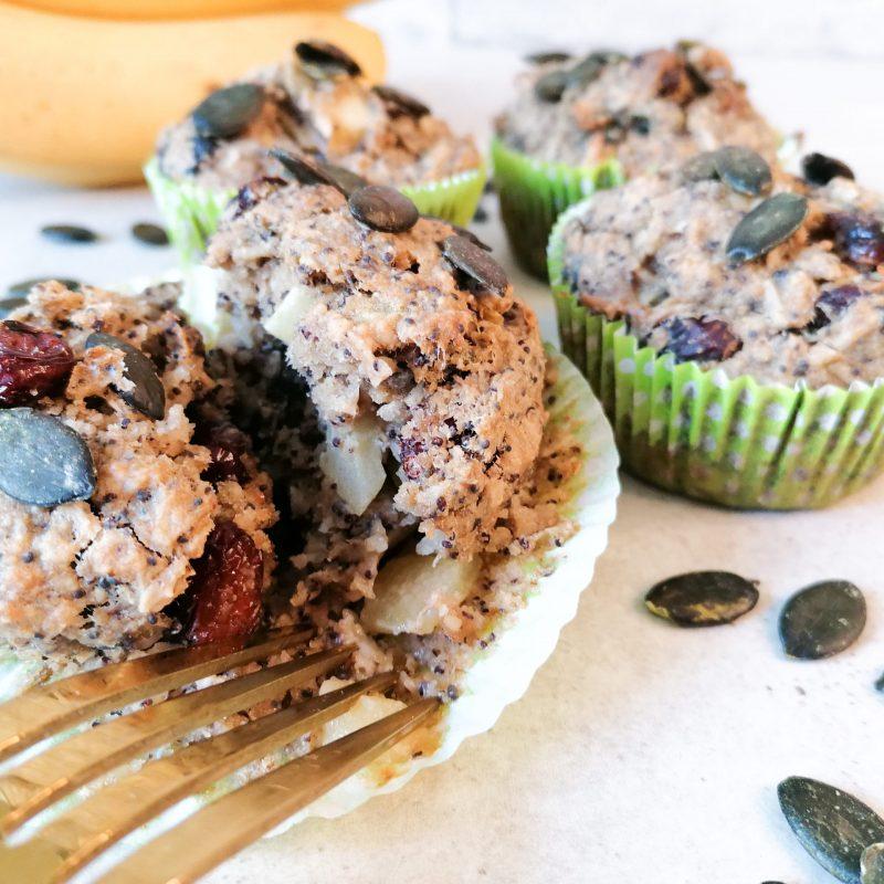 Die besten Müsli- Muffins der Welt